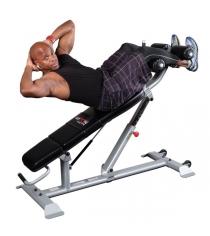 Тренажер для мышц брюшного пресса Body Solid SAB500