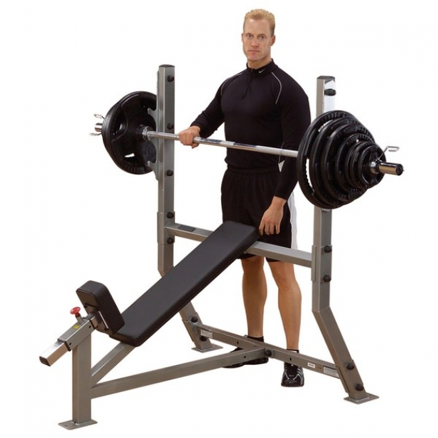 Скамья для наклонного жима Body-Solid SIB359G
