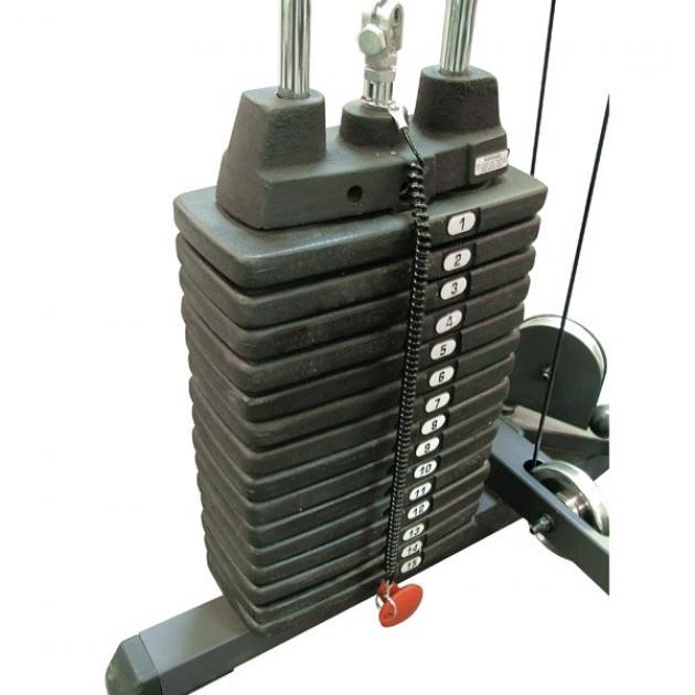 Весовой стек Body-Solid SP150