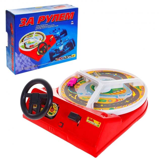 Настольная игра за рулем Спорт Тойз О-2