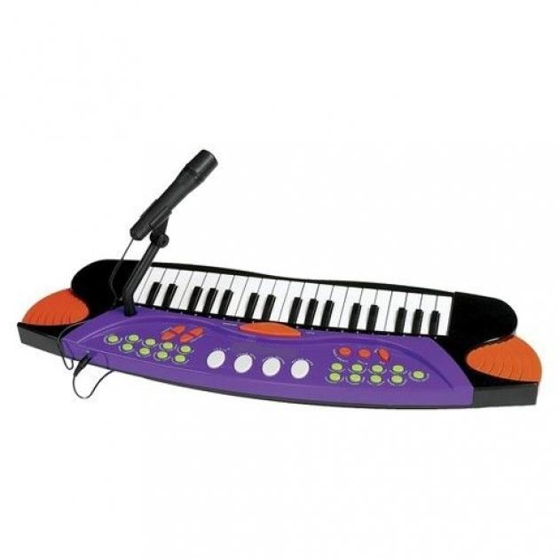 Синтезатор super sonic с микрофоном 37 клавиш SS Music 77037