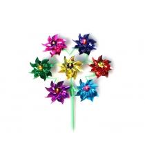 Игрушка ветерок 7 цветков Star team 688R
