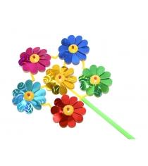 Ветерок цветочки 10 см Star team 694R