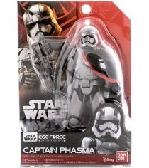 Яйцо трансформер Star Wars Bandai Капитан Фазма 84649