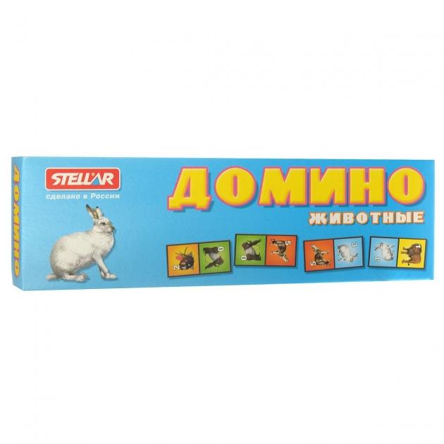 Домино животные 2 Стеллар Р62219