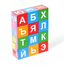 Кубики учимся играя азбука Stellar 00714 CTEЛЛAP