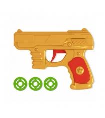 Игрушечный пистолет с дисковыми патронами Stellar 1364...