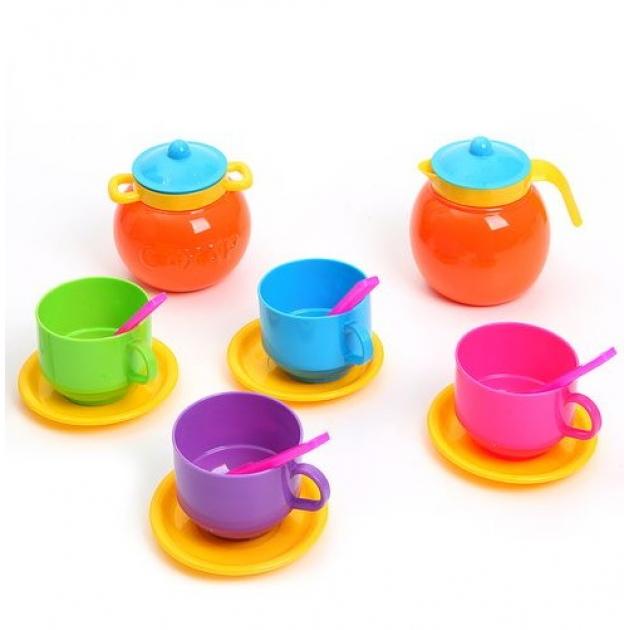 Детская посуда чайный набор Стеллар Р62452