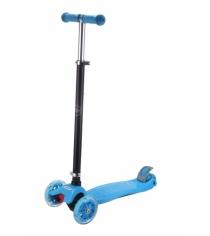 Самокат4-х колесный Sweet Baby Triplex Maxi Fold Blue