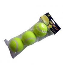 Мяч для большого тенниса Dobest 3 шт TB-03