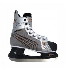 Коньки Action хоккейные размер 38 PW-216N