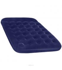 Кровать надувная Evrosport флокированная 191*137*22см 67225N