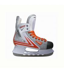 Коньки Action хоккейные размер 40 PW-217