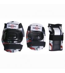 Защита локтя, запястья, колена Action размер S PWM-303