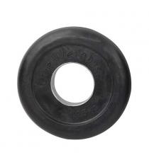 Диск обрезиненный черный Lite Weights d-51 1,25кг RJ1050