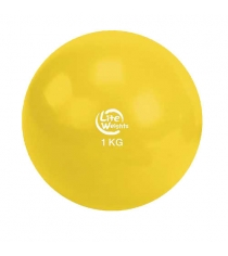 Медбол Lite Weights 1кг 1701LW