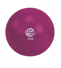 Медбол Lite Weights 2кг 1702LW