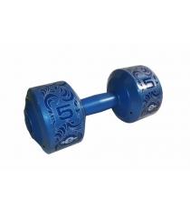 Гантель пластиковая Euro-classic 5 кг ES-0379