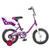 Велосипед Evrosport NOVATRACK Maple 12 сиреневый 28266786