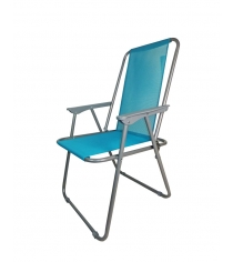 Кресло Evrosport складное с подлокотниками RK-0134