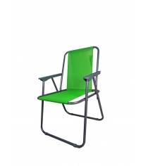 Кресло Evrosport складное с подлокотниками RK-0135