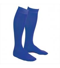 Гетры футбольные СС синие 43-45 С003-с