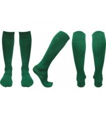 Гетры футбольные СС зеленые 43-45 С003-з