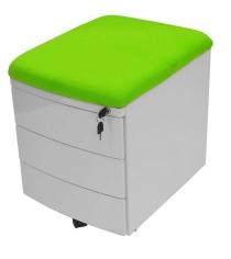 Тумба Tct Nanotec Драйвер зеленый белый