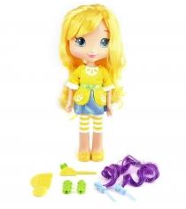 Кукла Шарлотта Земляничка Лимона для моделирования причесок 28 см 12216