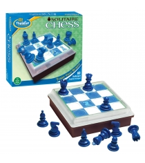 Игра головоломка Thinkfun Шахматы для одного 3400-RU