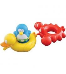 Toy target Веселые друзья утка и краб Water Fun 23145