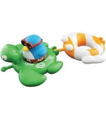 Toy target Веселые друзья черепаха и рыба Water Fun 23146