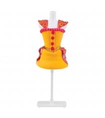 Пластилин Toy target Fashion Dough и манекеном желтый 99095
