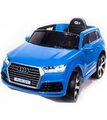 Toyland Audi Q7 высокая дверь JJ2188 С синий