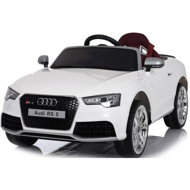 Электромобиль Toyland Audi RS Rs5Б белый