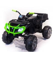 Toyland Квадроцикл Grizzly Next 4x4 BDM0909 ЧЗ черно зеленый