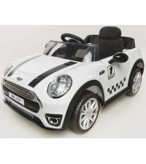 Toyland Mini Cooper HL198Б белый