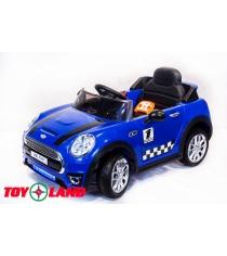 Toyland Mini Cooper HL198С синий