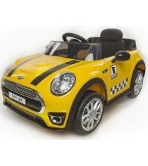 Toyland Mini Cooper HL198Ж желтый