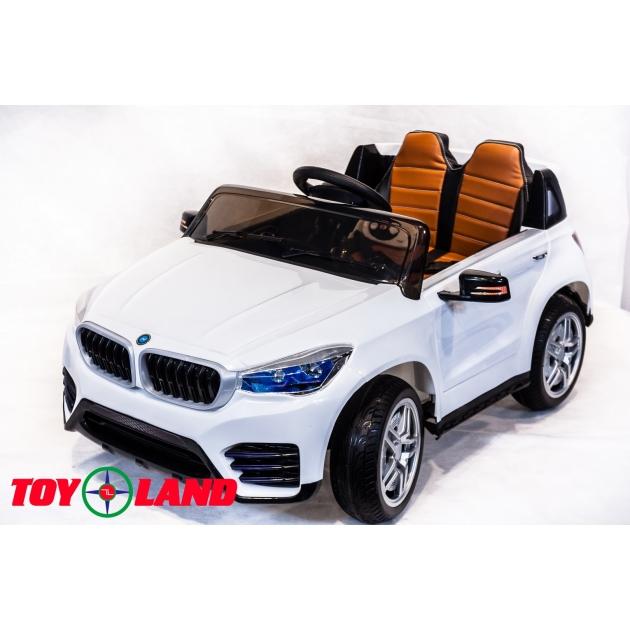 Электромобиль Toyland BMW JH-9996Б белый