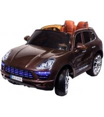 Toyland Porsche Macan QLS-8588 Кор коричневый