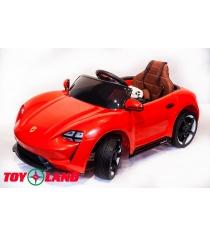 Toyland Porsche Sport QLS-8988К красный