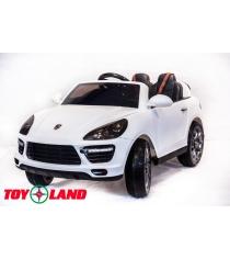Toyland Porsche Cayenne SH 808Б белый