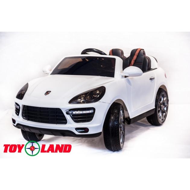 Электромобиль Toyland Porsche Cayenne SH 808Б белый