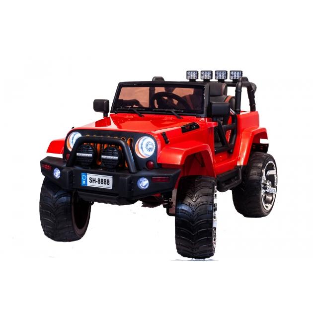 Электромобиль Toyland Jeep SH 888К красный
