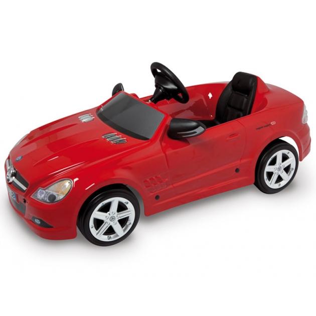 Toys Toys мерседес sl 500 6v красный 656406