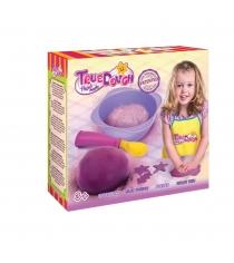 Тесто для лепки true dough сиреневый Toys Lab 21012