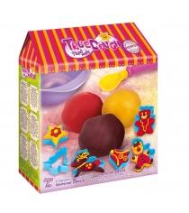 Тесто для лепки true dough цирк Toys Lab 22008