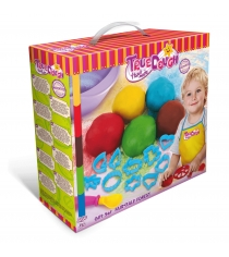Тесто для лепки true dough набор сказочный лес Toys Lab 23006