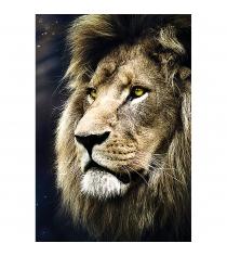 Trefl портрет льва 1500 элементов 26139